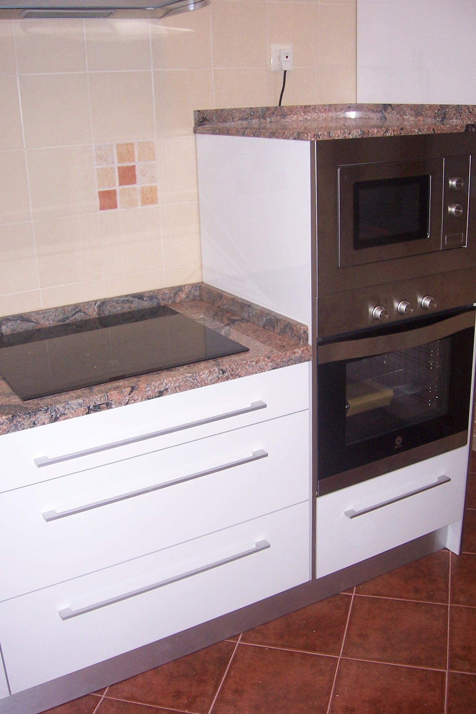 Muebles de cocina Salamanca - Carpintería Francisco González