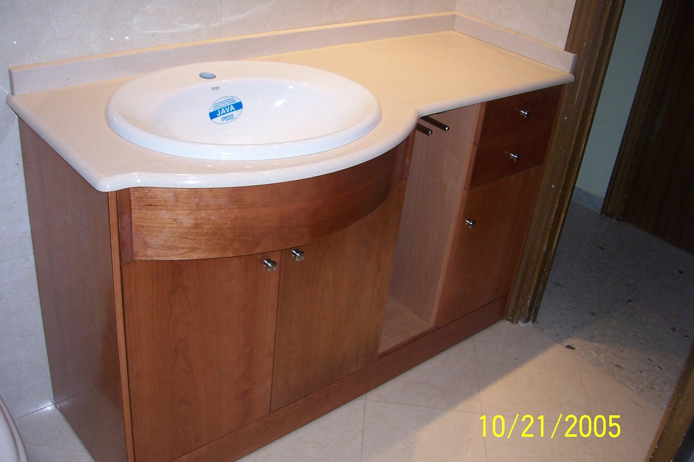 Muebles De Ba O Salamanca Carpinter A Ebanister A Francisco Gonz Lez # Muebles De Bano Look